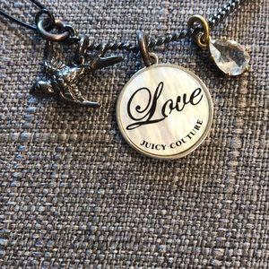 Juice Couture Necklace 👌🏻😋